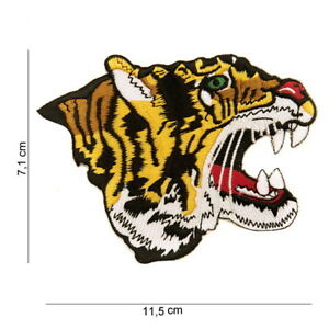 Flying Tiger AVG USAF Airforce US Army Flight Jacket Patch Pilot Wings WWII #2