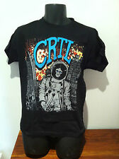 CARTEL Monkey Astronaut T-SHIRT NEW OFFICIAL MERCHANDISE SIZE Small Rare