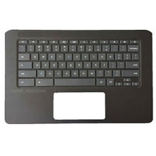 Top Cover For HP Chromebook 14 G5 Palmrest Case w/ Keyboard L14355-001 New