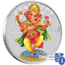 2018 Diwali Festival 1oz Silver Coin