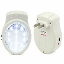 Rechargeable 13 LED Home Emergency Automatic Power Failure Outage Light US Plug