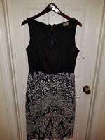 Janette Plus High Low XL Open Hole Front Dress