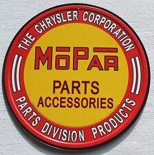 CHRYSLER MOPAR parti USA officina scudo di metallo