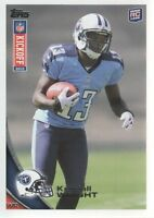 Kendall Wright Titans 2012 Topps Kickoff Rookie #9