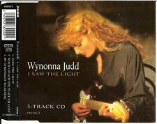 WYNONNA JUDD - i saw the light MAXI-CD 3TR 1992 (CURB RECORDS)
