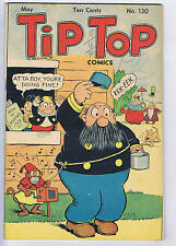 Tip Top Comics  #130 United Features 1947