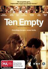 Ten Empty - DVD ss Region 4 Good Condition