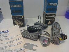 LUCAS UNDER BONNET BOOT MAP LAMP NOS BOXD BMC MINI MG ESCORT CORTINA CAPRI