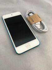 Apple iPod touch 5th Generation Blue (32 GB) Works Great Some Scratches