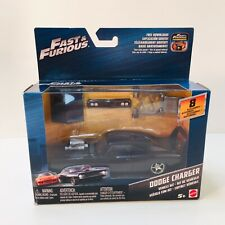 Mattel Fast & Furious 1/32 Dom's Dodge Charger / Daytona Vehicle Kit 037