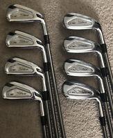 Titleist C16 Concept Irons / 4-GW / NS Pro Stiff Shafts / AP3 T200 T100