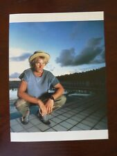 Sting Single Side Coffee Table Book Photo Page 8x12