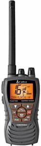 Cobra MR HH350 FLT Handheld Floating VHF Radio – 6 Watt, Submersible, Noise Canc