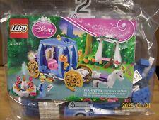 Lego # 41053 Disney Princess Cinderella's Dream Carriage SEALED BAGS==NO BOX==