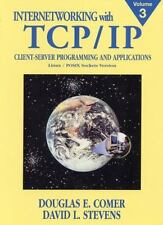 INTERNETWORKING WITH TCP/IP, VOL. III: CLIENT-SERVER PROGRAMMING **NEW**