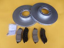 MITSUBISHI L 200 Bremsscheibe mit Bremsbelägen vorne Ø314