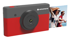 AGFAPHOTO Realipix Mini S 10MP Instant Print Digital Photo Camera (Credit Card)