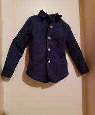 Ken Doll Clothes -Navy BLUE LONG Sleeve Shirt