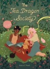 The Tea Dragon Society by Katie O'Neill, Katie O'Neill (artist)
