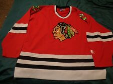Chicago Blackhawks XXXL Starter Jersey