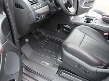 2012 - 2017 Chrysler Town & Country Sure-Fit Floor Mats Liners Front - Black