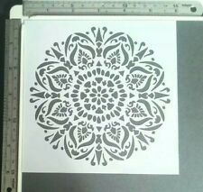 Mandala Stencil Scrapbooking Card Making Airbrush Painting Home Decor Art #4