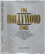THE HOLLYWOOD STORY: THE AMERICAN MOVIE BUSINESS - JOEL W. FINLER (HCDJ; 1988)