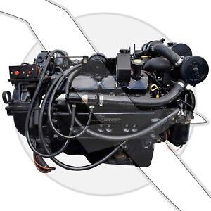 7.3L 444ci Ford Navistar Mercruiser Diesel Engine 270hp Motor Marine 7.3 444