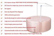 Fotografía de bebé recién nacido posando Bean Bag Studio Prop mejor venta! 100cm X45cm