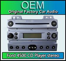 2//3-Türer 02-05 schwarz mit LFB JD3 JVC Radio KDR992BT 1DIN für Ford Fiesta