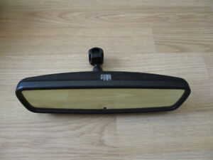 NOS 1998 Ford Interior Auto Dim Rear View Mirror F8LZ-17700-AA Power Adjust OEM