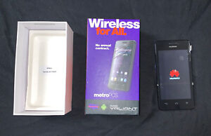 Huawei Y301-A1 Valiant MetroPCS Smartphone Cell Phone New !!!