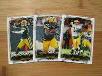 2014 Topps Green Bay Packers TEAM SET Aaron Rodgers