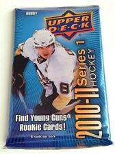 2010-11 Upper Deck Hockey Series 1 HOBBY Pack Young Guns Auto Rookie Patch Jsy?