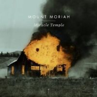 MOUNT MORIAH - MIRACLE TEMPLE  CD 12 TRACKS ROCK INDEPENDENT/ALTERNATIVE NEW!