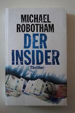 Der Insider von MICHAEL ROBOTHAM - Buch
