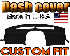 Fits 2006-2010 INFINITI M35 M45 DASH COVER MAT DASHBOARD PAD / BLACK