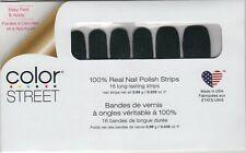 CS Nail Color Strips Scot Topic New for Fall 2020 100% Nail Polish- USA Made!