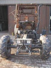 Fendt 395 GHA /GTA Brandschaden, Motor 500h, Getriebe 1500h, Ersatzteile