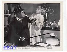 Boris Karloff in monster make-up VINTAGE Photo John Dierkes