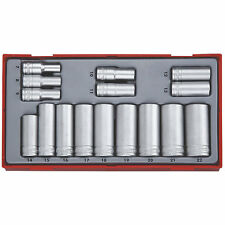 "Teng Tools 3/8"" Deep Socket Set 16 Pieces"