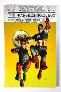 """MARVELS PROJECT """"Birth of the Super-Heroes"""" Vol 1 (2011) Marvel Comics TPB"""