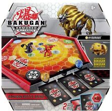 Bakugan Battle Arena, Game Board with Exclusive Gold Hydorous Bakugan, Ages 6+