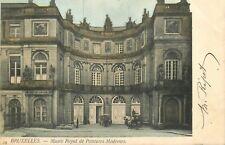 BELGIQUE BRUXELLES musée royal de peintures modernes