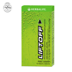 Herbalife Liftoff®: Lemon-Lime 3 Blast 10 Tablets 30 Tablets