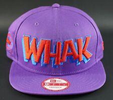 NEW ERA Marvel Comic WHAK 9Fifty Adjustable Snapback Basketball Baseball Hat Cap