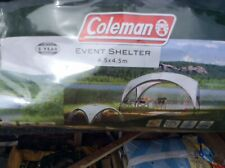 GAZEBO COLEMAN EVENT SHELTER XL 4.5x4.5m - Bianco Pali No