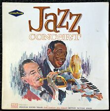 33t Duke Ellington : Boby Hackett - Jazz Concert vol 1 (LP)