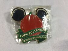 Happy Pin Trading Mousequetaires Club Pin France Limited Edition Disney Pin