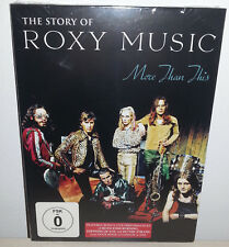 DVD ROXY MUSIC - MORE THAN THIS - NUOVO NEW